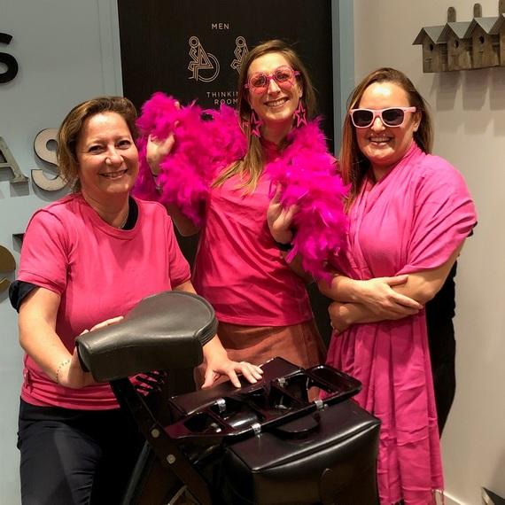 Triathlon des Roses - Pink Ladies