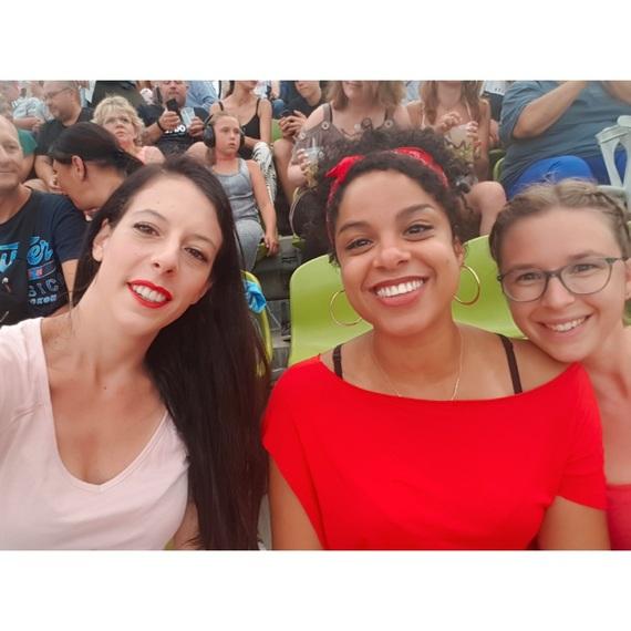 #TeamCuissardes nage, pédale et court pour la recherche contre le cancer