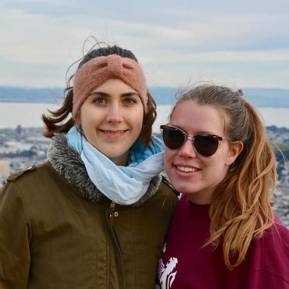 Alice et Emma allient leurs forces pour la recherche sur le cancer du sein!