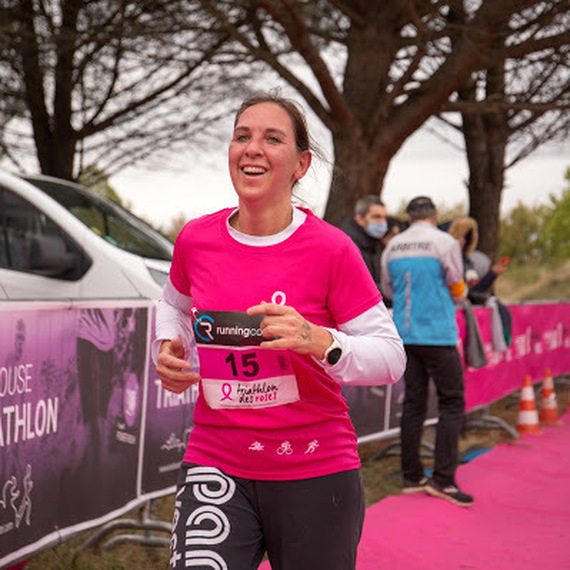 Triathlon des Roses - Fondation Arc