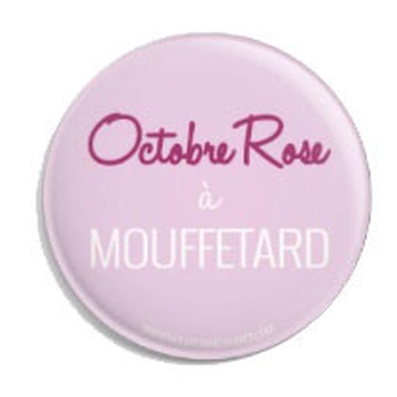 Octobre Rose à Mouffetard by Mouffetard Addict