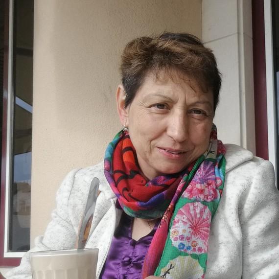 en mémoire de Anne Marie Ribe Puig