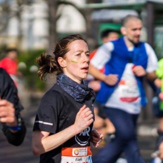 Marathon de Paris 2020 contre le cancer