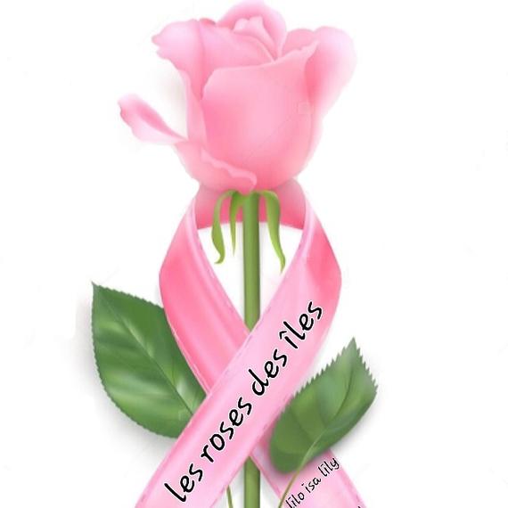 Les roses des îles contre le cancer du sein