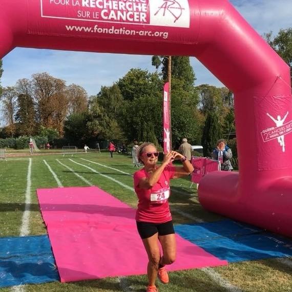 Toutes avec Christine contre le cancer du sein