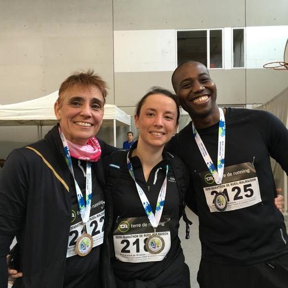 Triathlon des roses - Esperanza