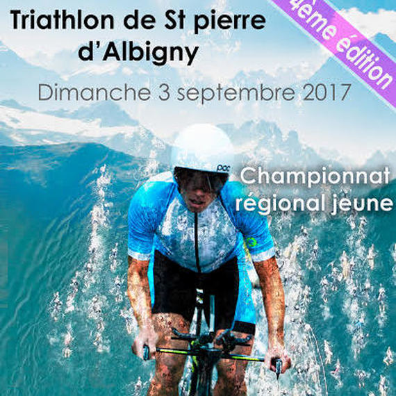 Triathlon de Saint-Pierre d'Albigny
