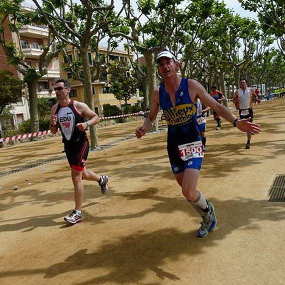 Ironman Nice Jojo pour vaincre le cancer